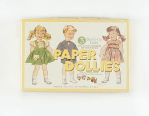 Paper Dollies, Designed by Sliced Bread for Moda Home