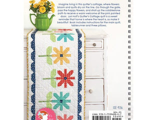 Load image into Gallery viewer, PATTERN BOOK, Quilter's Cottage by Lori Holt