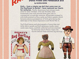Load image into Gallery viewer, Book, Rag Darlings by Gloria Nixon