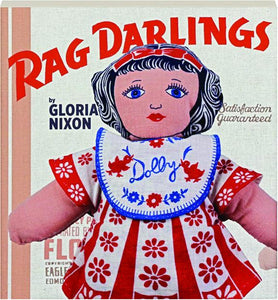 Book, Rag Darlings by Gloria Nixon
