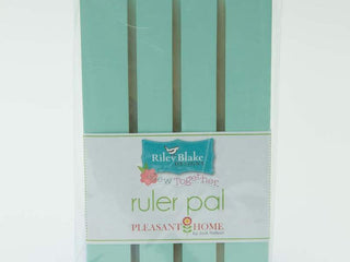 Load image into Gallery viewer, Riley Blake Ruler Pal by Pleasant Home - Pillow Mint