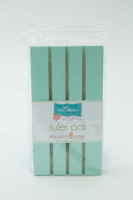 Riley Blake Ruler Pal by Pleasant Home - Pillow Mint