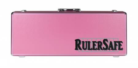 Ruler Safe for Quilter's Rulers - Pink or Purple