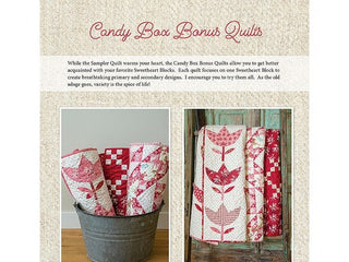 Load image into Gallery viewer, PATTERN BOOK - Sew In Love by Edyta Sitar for Laundry Basket Quilts