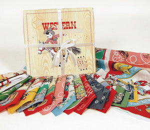 Western Hankies Set by Moda Home