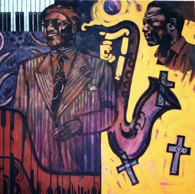 Jazz:  Thelonius Monk and John Coltrane