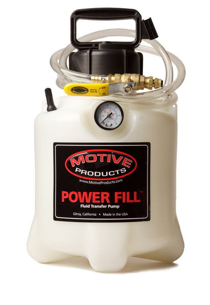 Power Fill and Power Extractors