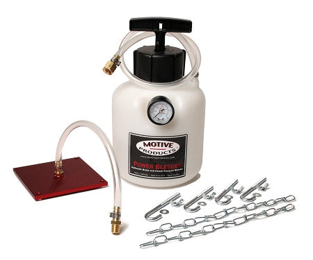 0119 Metal Round Universal Power Bleeder