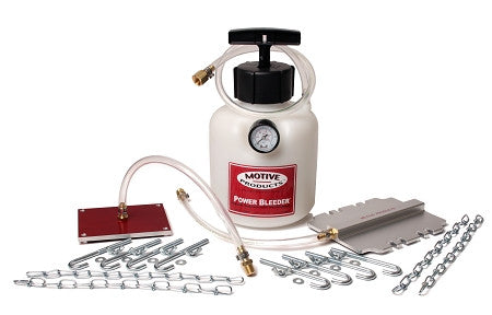 0120 GM Rectangular Bi-Level Bleeder Kit