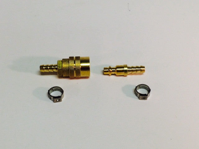 0400A Quick Release Adapter Kit for 2 QT tanks