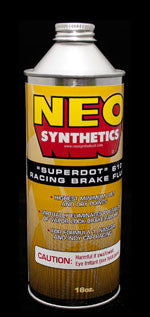 0610 Synthetics SuperDOT Brake Fluid