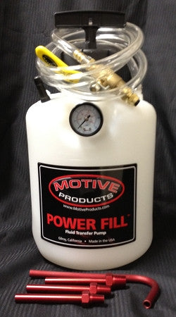 1955 POWER FILL PRO 1 Gallon with PreLube Adapters