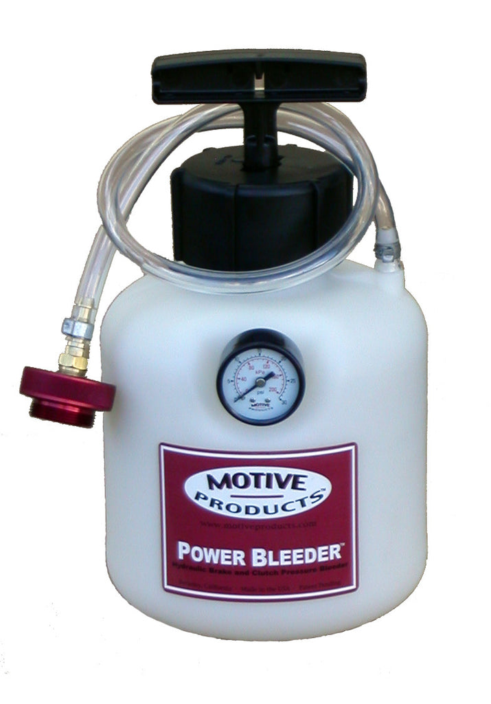 0102 Classic Car/Boat Trailer Power Bleeder