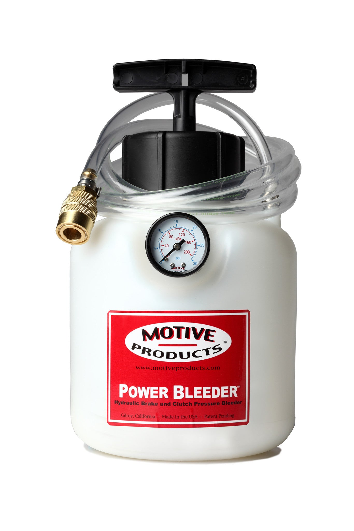 Motive Products 0090 Power Bleeder Tank