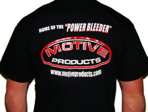 Motive Products T-shirts