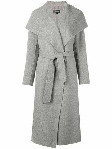 MACKAGE MAI WOOL COAT GREY