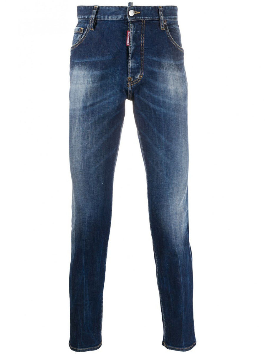 DSQUARED2 SEXY MERCURY SLIM JEANS