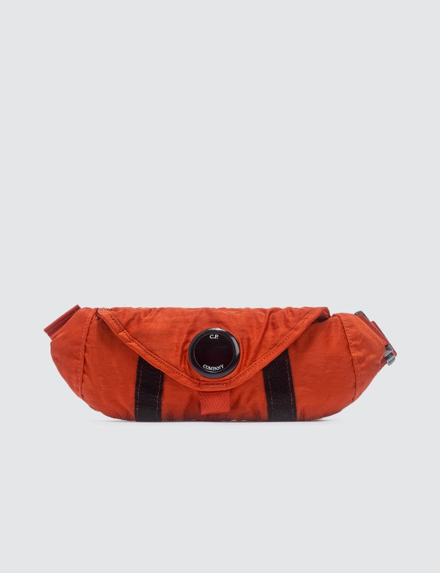 C.P. Company Garment Dyed Nylon Sateen Mini Waist Bag
