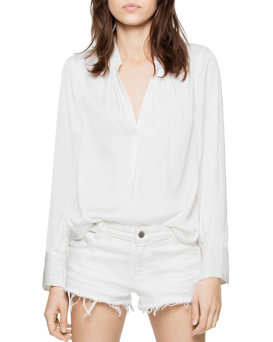 Zadig&Voltaire Tink Satin Tunic