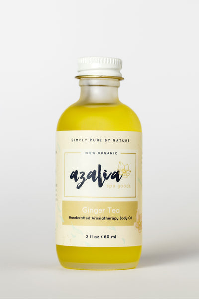 Ginger Tea Body Oil