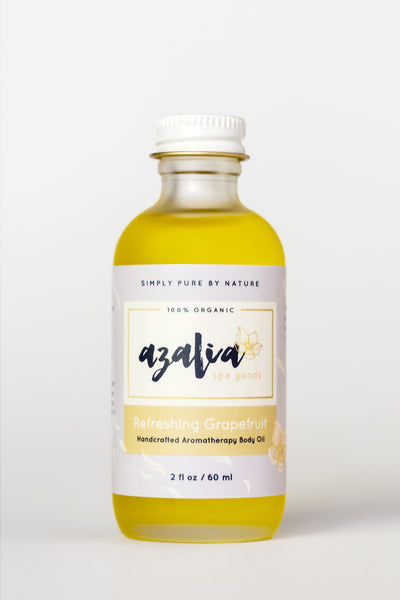 Refreshing Grapefruit Body Oil