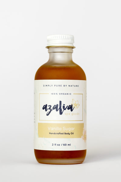 Vanilla Sugar Body Oil