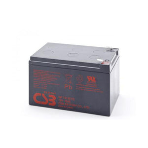 12V12Ah battery (BAT466) - MOBILE SA SCOOTER SHOP
