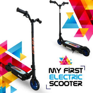 My First Electric Scooter- 2021 version