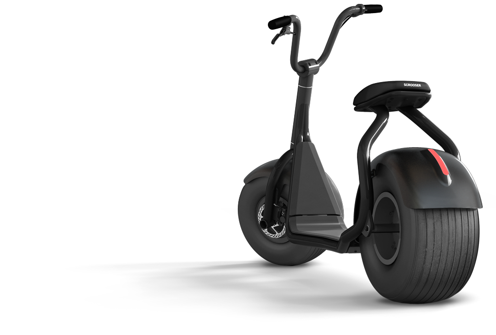 Demo Cruza scooter 1200 W- Lithium battery/Hub motor - SA SCOOTER SHOP