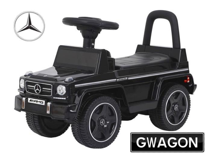 Demo Gwagon baby racer