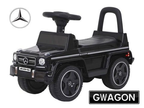 Mercedes G Wagon G63 -foot push car