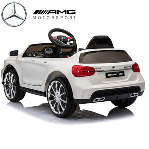 Demo Mercedes GLA45 Kids ride on car