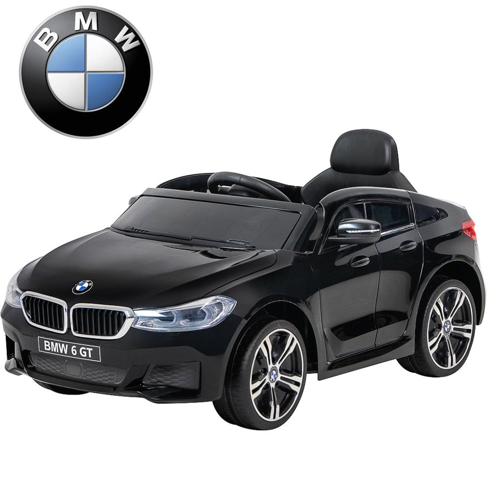 Demo 12V BMW GT Kids electric ride on car