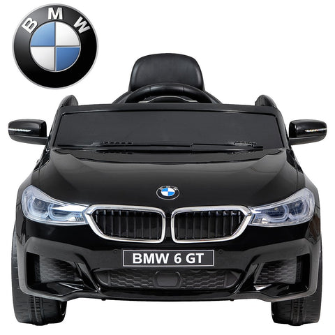 Image of Demo 12V BMW GT Kids electric ride on car