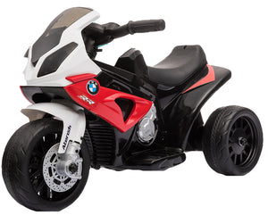 Demo BMW Mini Superbike RR1000 motorised kids ride on- red