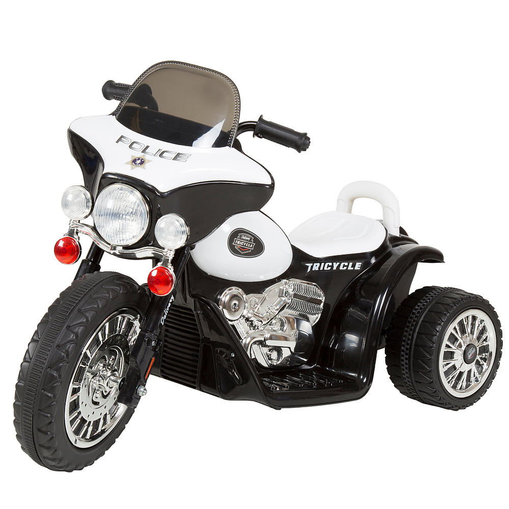 Kids Wheels Chopper - black - SA SCOOTER SHOP