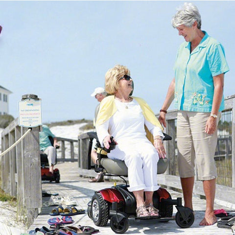 Image of IGO Compass Electric wheelchair