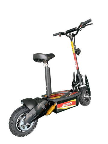 Image of Cruza 2000W electric scooter
