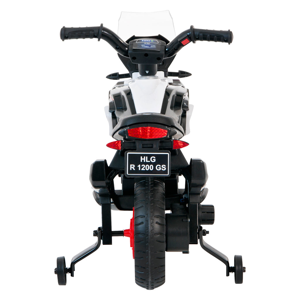 DEMO GS Mini motorbike with training wheels