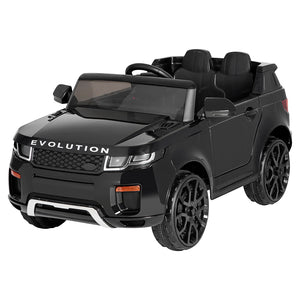 12V Evoque replica kids electric ride on car- Blk