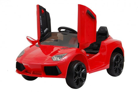 12V Sporty Lambo Kids car KIDS RIDE ON ELECTRIC CARS- SA SCOOTER SHOP