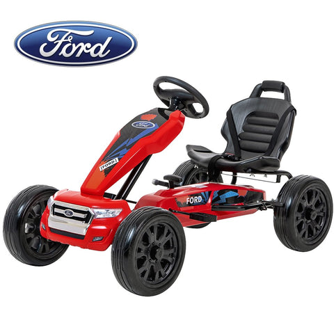 Image of Demo Ford Pedal Go Kart