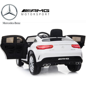 Demo 12V Mercedes AMG GLE63 Kids electric Ride on car