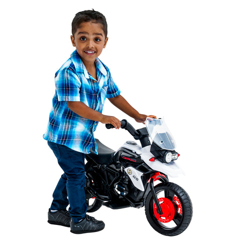 Image of DEMO GS Mini motorbike with training wheels