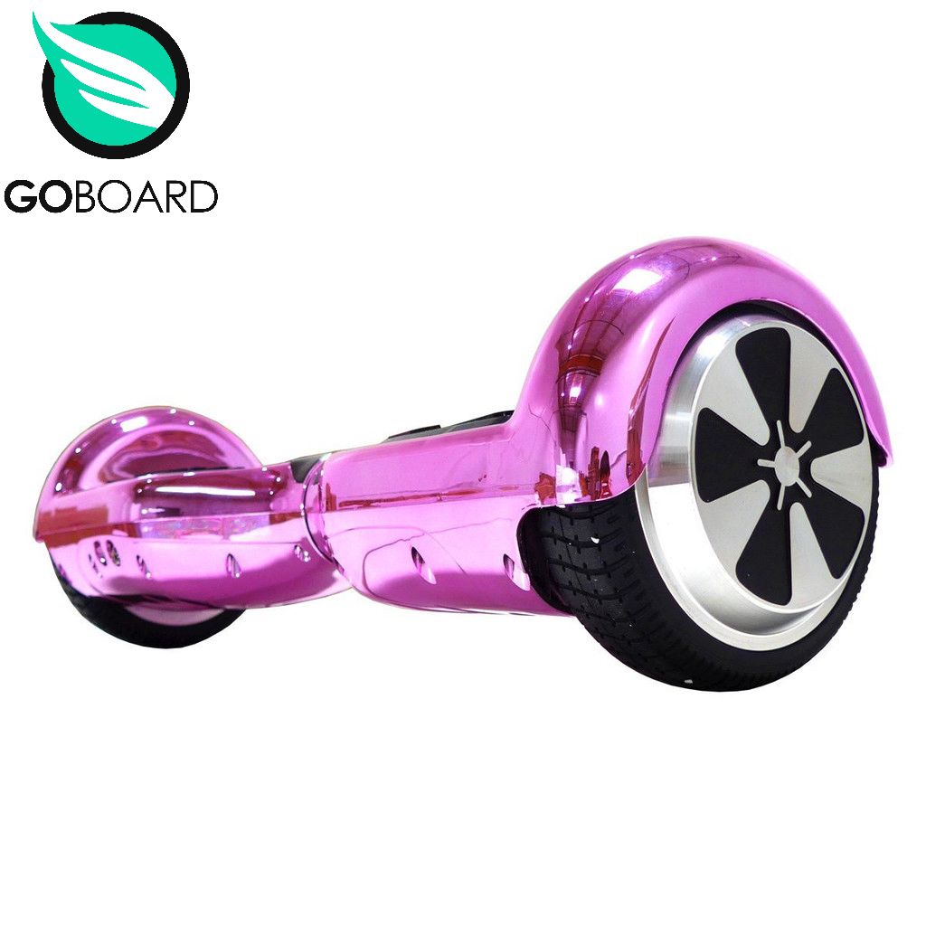 DEMO GOBOARD 2.0 HOVERBOARD PINK