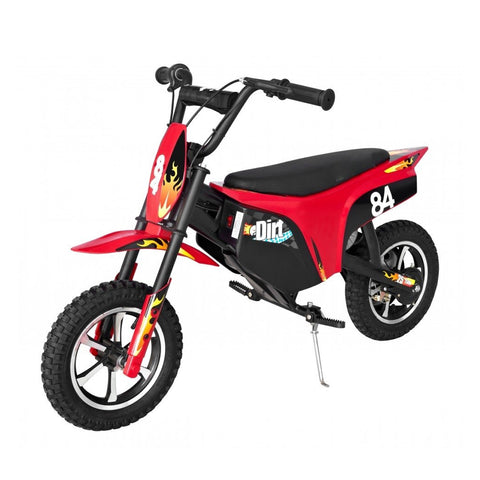 MX300 eDirt bike scooter- red
