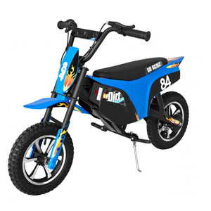 MX300 eDirt bike scooter- blue