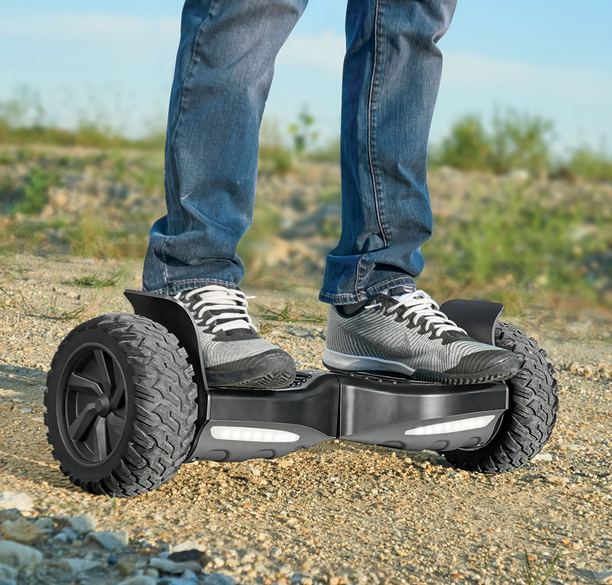 Quirky Balance Board: 2018 Goboard Overland Hoverboard 2.0 Was
