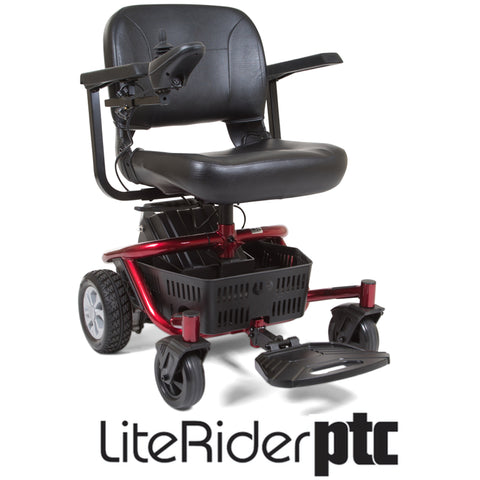 Image of IGO PTC Literider  Electric Wheelchair -NAPPI CODE 243520001