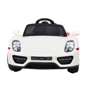 Demo 12V Porsche 918 replica kids electric ride on car